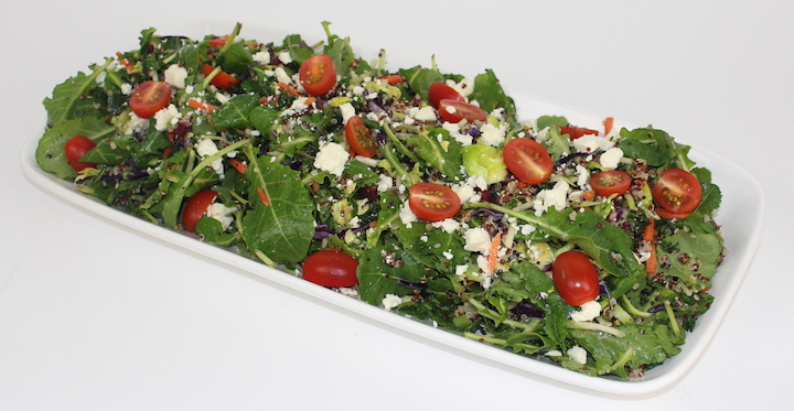 Super Greens Grains Salad
